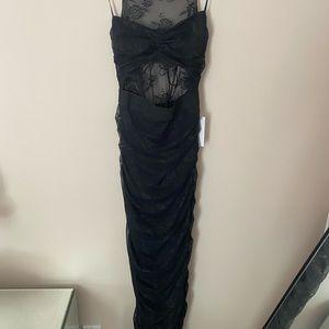 NWT never worn For Love & Lemons lace midi dress